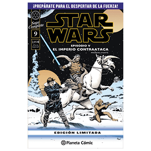 Comic Star Wars: Episodio V (Parte 1)