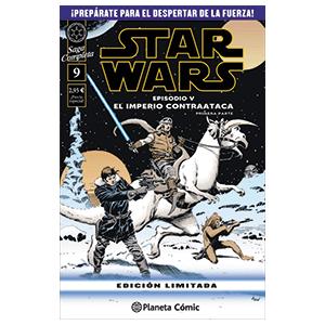Comic Star Wars: Episodio V (Parte 1)