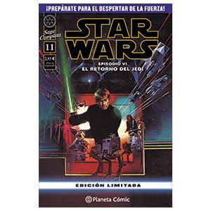 Comic Star Wars: Episodio VI