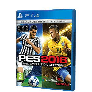 Pro evolution Soccer 2016 Day One Edition