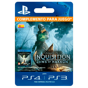 Dragon Age: Inquisition (Jaws of Hakkon) (PS4)