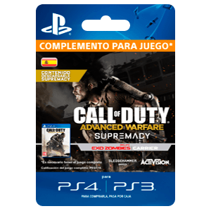 Call of Duty: AW Supremacy DLC (PS3/PS4)