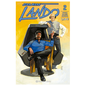 Comic Star Wars: Lando nº 2