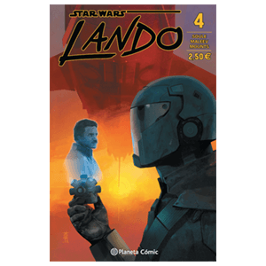 Comic Star Wars: Lando nº 4