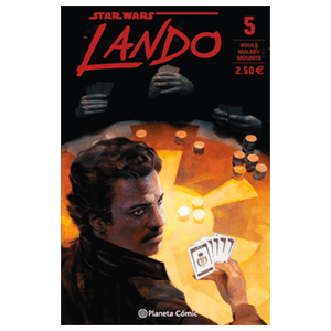 Comic Star Wars: Lando nº 5