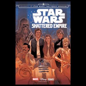 Comic Star Wars: Shattered Empire nº 1