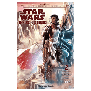 Comic Star Wars: Shattered Empire nº 2