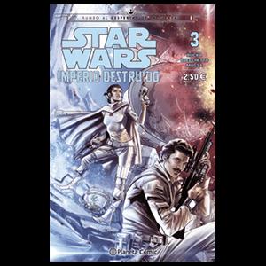 Comic Star Wars: Shattered Empire nº 3