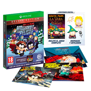 South Park: Retaguardia en Peligro Deluxe Edition