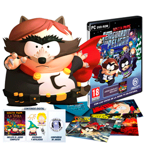 South Park: Retaguardia en Peligro Collector Edition