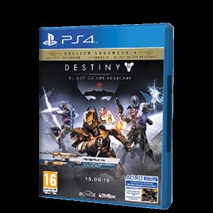 Destiny: El Rey de los Poseídos Edicion Reserva