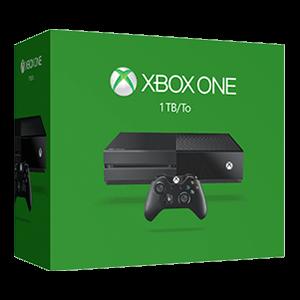 Xbox One 1Tb Negra