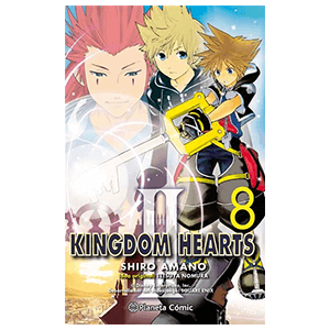 Kingdom Hearts II nº 8