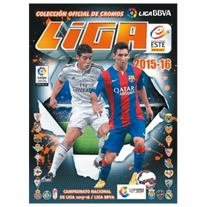 Álbum Liga 2015/2016