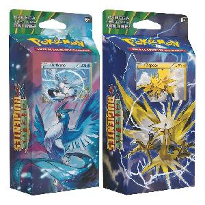 Baraja 60 Cartas Pokemon Cielos Rugientes XY6