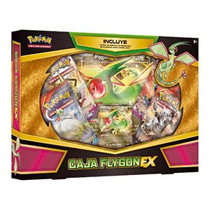 Caja Pokemon Flygon