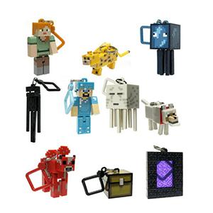 Llavero Minecraft Serie 2