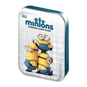 Mini Lata Minions TCG