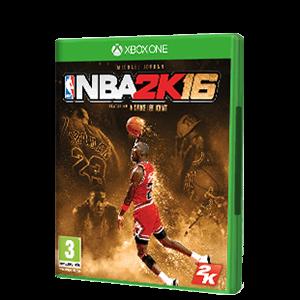 NBA 2K16 Edición Michael Jordan