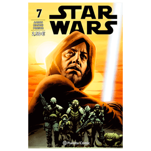 Comic Star Wars nº 7