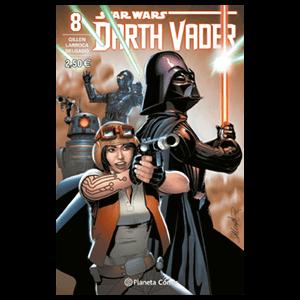 Comic Star Wars: Vader nº 8