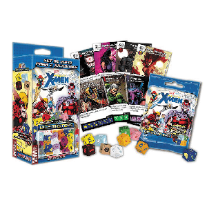 Marvel Dice Masters X-Men Set de Inicio