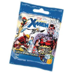 Marvel Dice Masters X-Men Sobre Ampliación