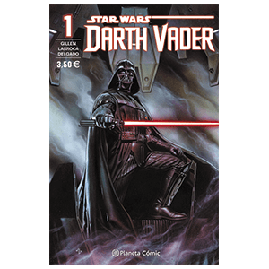 Comic Star Wars Vader nº1 (Re-Edicion)
