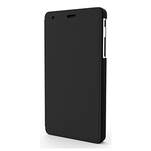 Funda Smartphone BQ Aquaris E5 Black Duo Case