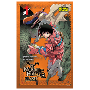 Monster Hunter Flash! nº 1