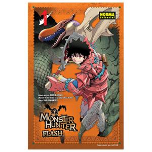 Monster Hunter Flash! nº 1