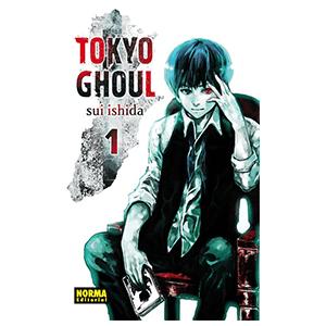 Tokyo Ghoul nº 1