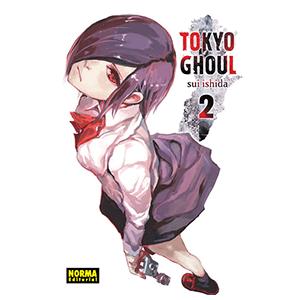Tokyo Ghoul nº 2