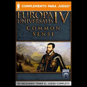 Europa Universalis IV - Common Sense