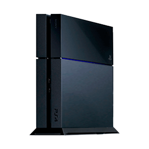 Playstation 4 500Gb Negro Mate