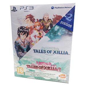 Pack Tales of Xillia 1 y 2