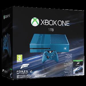 Xbox One 1TB Forza Motorsport 6