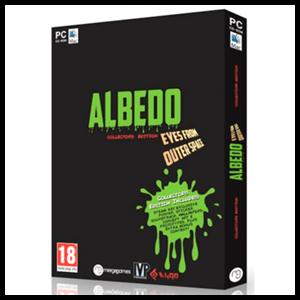Albedo Eyes from the Outer Space Edición Coleccionista