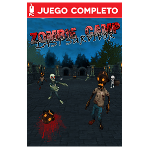 Zombie Camp - Last Survivor