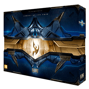 Starcraft II Legacy of the Void Collector's Edition