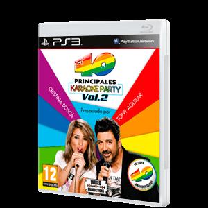 40 Principales Karaoke Party Vol.2