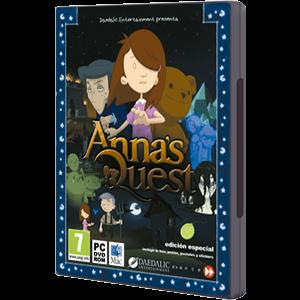 Anna´s Quest Edición Especial