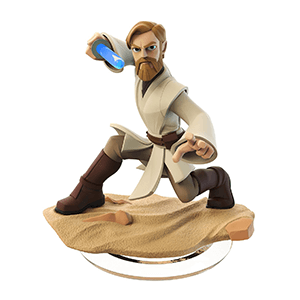Disney Infinity 3.0 Star Wars Figura Obi Wan