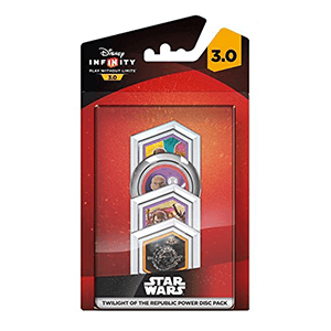 Disney Infinity 3.0 SW Power Disc Clone Wars
