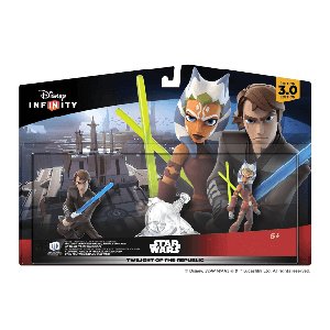 Disney Infinity 3.0 SW Play set: Episodio I-III Twilight of the Republic