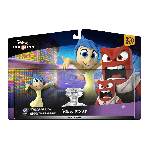 Disney Infinity 3.0 Del Revés Inside Out Play Set