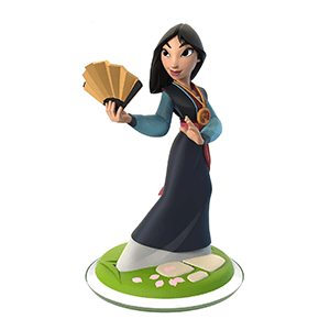 Disney Infinity 3.0 Figura Mulan