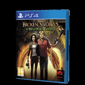 Broken Sword 5: La Maldición de la Serpiente