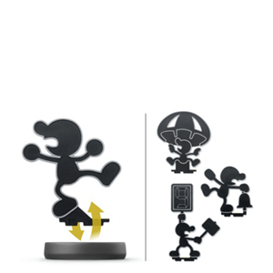 Figura Amiibo Smash Game & Watch