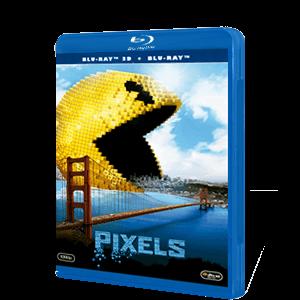 Pixels 3D